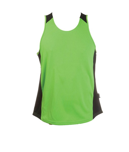 Aussie Spirit 120 Olympikool Singlet for Touch Oztag and sports teams