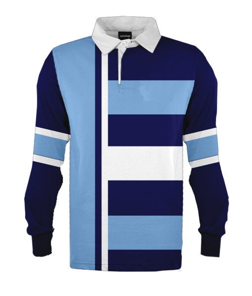 One Sport Custom Made Knitted Rugby Jersey