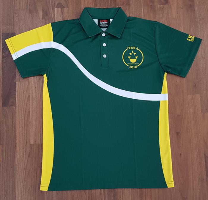 One Sport Polo Shirt School Leavers