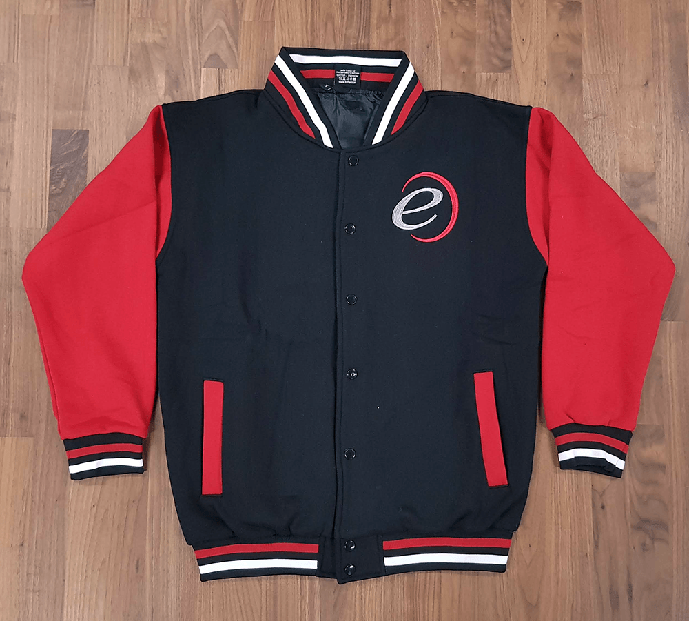 Custom Varsity Jacket for School Leavers